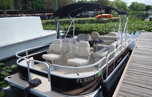 St John S River Boat Rentals Tropical Resort Amp Marina