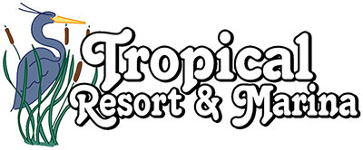 Tropical Resort and Marina: A Vacation You Don't Have to Leave!